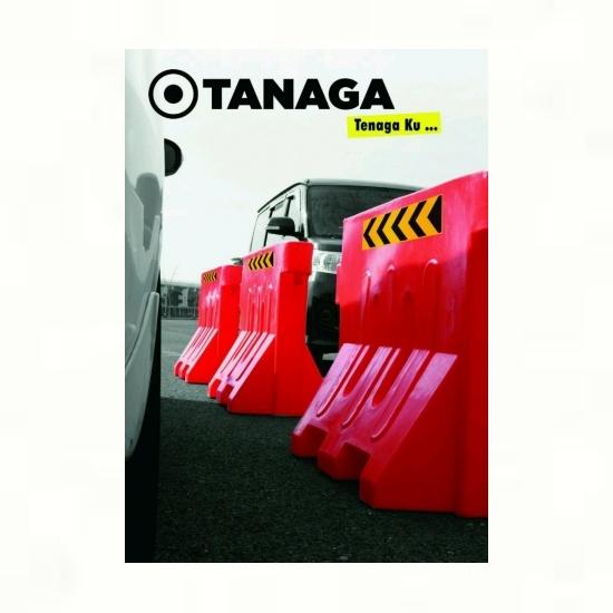 Road Barrier Tanaga