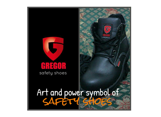Gregor Safety Shoes