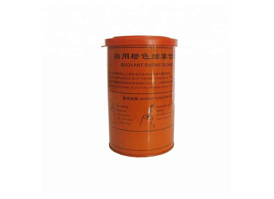 Marine Emergency Buoyant Smoke Flare, Orange Smoke Signal