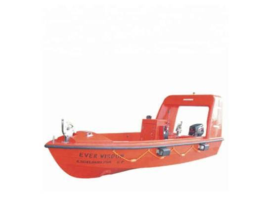 Marine GRP Open Rescue Boat, Life boat