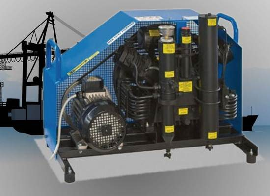 Air Compressor HY215 For Breathing Apparatus (Scba)
