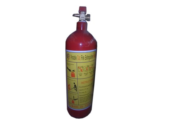 2kg CO2 Fire Extinguisher (Empty Cylinder)
