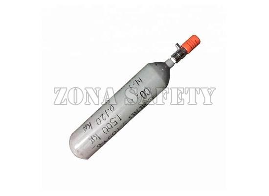 Life Raft co2 Cylinder, Co2 gas cylinder, Co2 cylinder valve