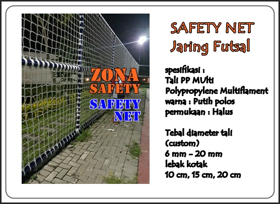 SAFETY NET - JARING NYLON - JARING OUTBOND