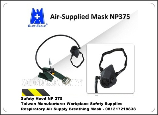 Blue Eagle NP375 AIR SUPPLIED MASK