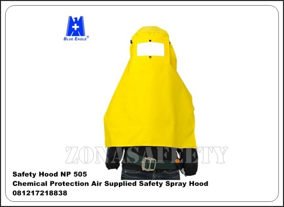Blue Eagle NP505 AIR SUPPLIED SPRAY PAINTING HOOD