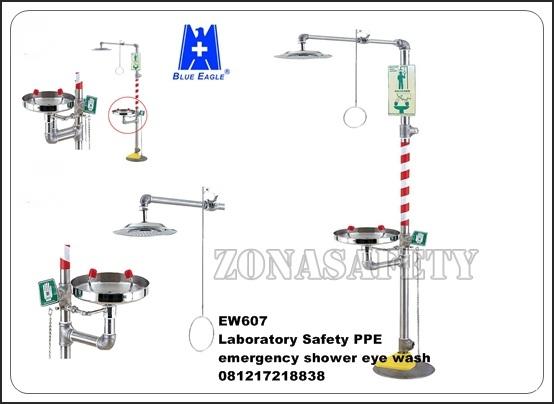 Emergency Eye Wash Blue Eagle EW 607