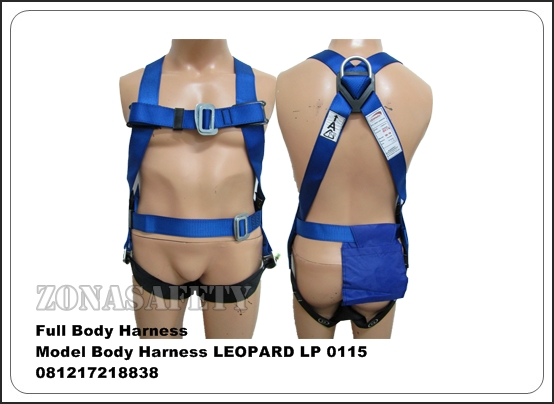 Full Body Harness Leopard LP 0118