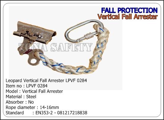 Leopard Vertica Fall  Arrester LPVF 0284