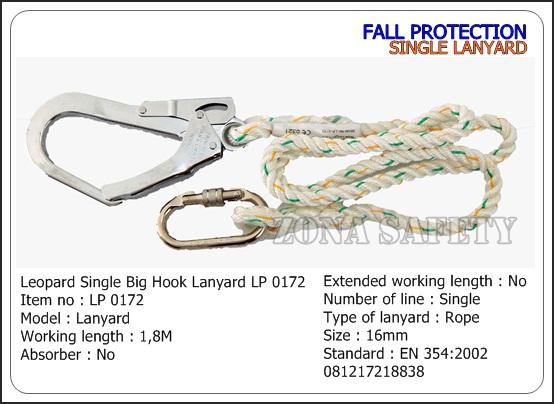 LEOPARD Single Big Hook LP 0172-2