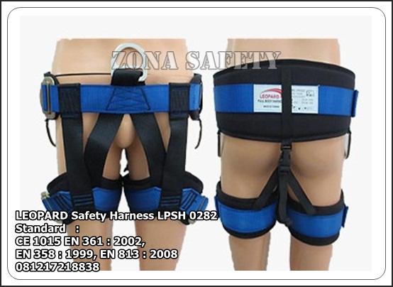 Leopard Seat Harness LPSH 0282