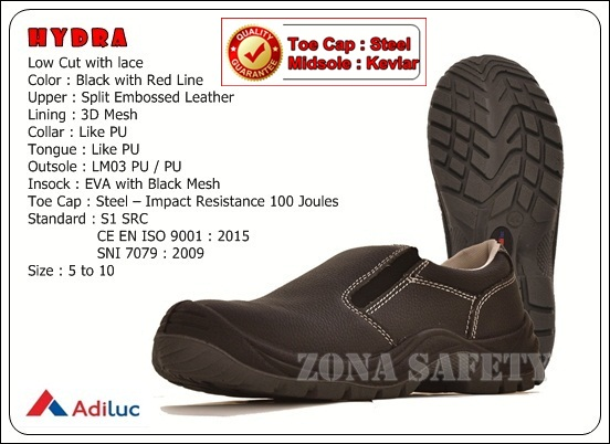 HYDRA SAFETY SHOES  ADILUC