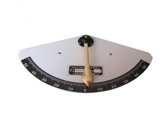 Marine Nautical Clinometer, Brass Clinometer